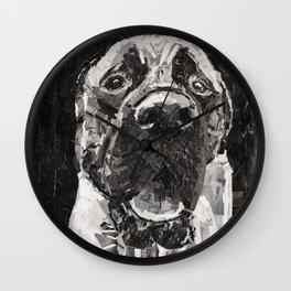 Maker The Mastiff Wall Clock