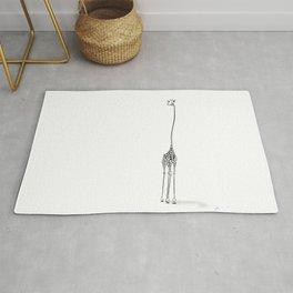 Stylized Giraffe / Jirafa Estilizada Rug
