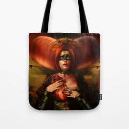 The Hiding Place Tote Bag