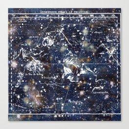 Celestial Charts Canvas Print