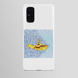 My Yellow Submarine Android Case