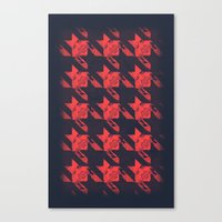 westeros Canvas Prints featuring The Houndstooth by Kenneth Wheeler