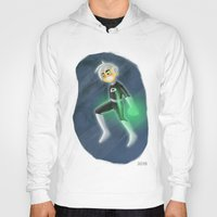 danny haas Hoodies featuring Danny Phantom by David Pavon