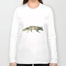 The Curious Fox Long Sleeve T-shirt