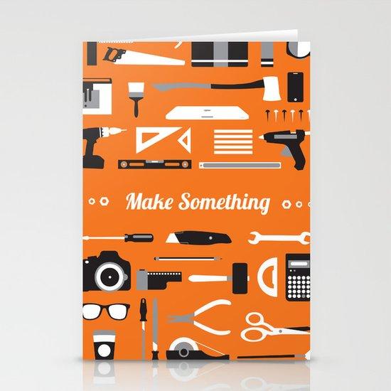 Make Something! Stationery Cards