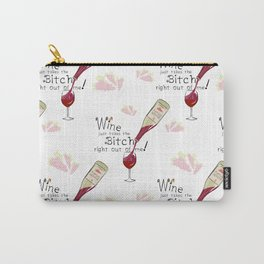 Bitchy Winer Carry-All Pouch