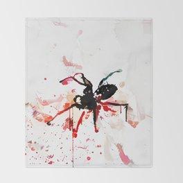 Murder Spider The Nth Throw Blanket