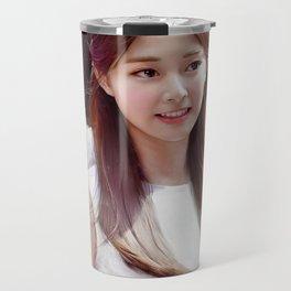 Angel Tzuyu Travel Mug