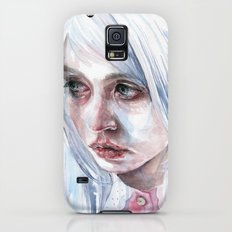 creepychan on moleskine Slim Case Galaxy S5