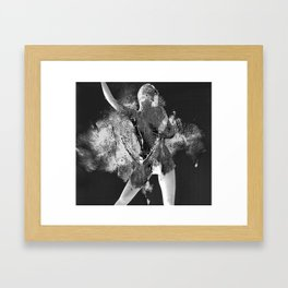 Goddess Erotic Framed Art Print