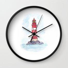Ligthouse Wall Clock