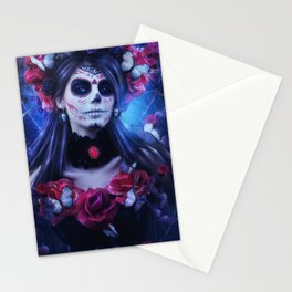 Bella Muerta 2 Stationery Cards