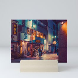 Break Through - Tokyo Photo Print Mini Art Print