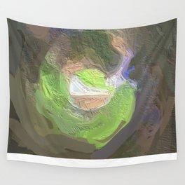 Abstract Mandala 144 Wall Tapestry