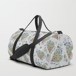 Coming Alive Duffle Bag
