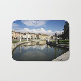 Padova, Italy.  Bath Mat