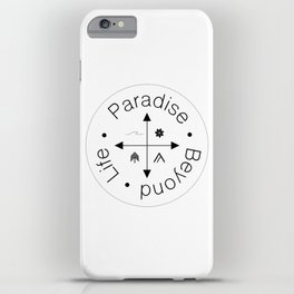 Life Compass iPhone Case