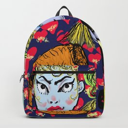 The Dolls Backpack