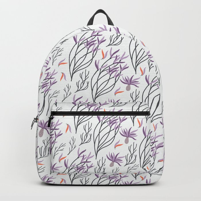 Mod Beach Floral Backpack