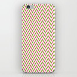 Frequen-Ziggs (Festive Mix) iPhone Skin
