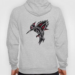 Firebird Tribal Tattoo Hoody
