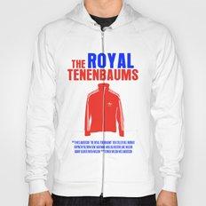 The Royal Tenenbaums Movie Poster Hoody