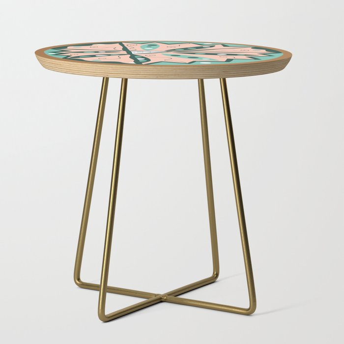 Dot #15 by lalalamonique Side Table