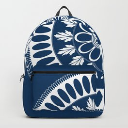 Botanical Ornament Backpack