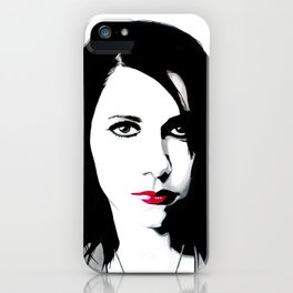 Polly Jean iPhone Case