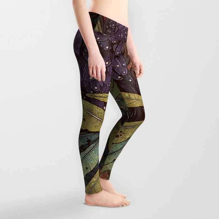 Black Cockatoo Leggings