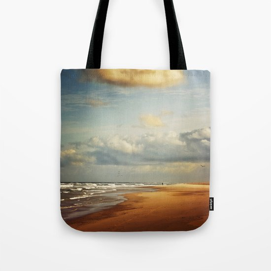 my dream beach Tote Bag