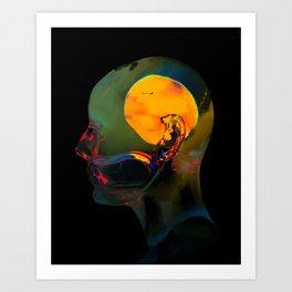 Phantoms Art Print