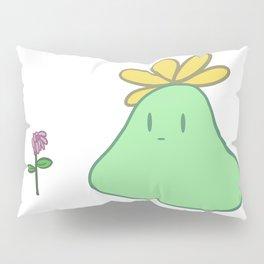 Lumpy Flower Spirit Pillow Sham