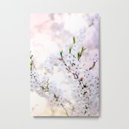 Water-colour Spring #4 Metal Print