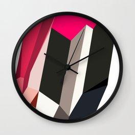 TheRedDiamonds Wall Clock