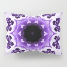 All things with wings (purple) Pillow Sham