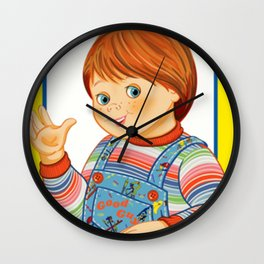 Good Guys / Child's Play / Chucky Wall Clock