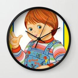 Good Guys / Child's Play / Chucky Wall Clock