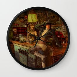 Join Us Wall Clock