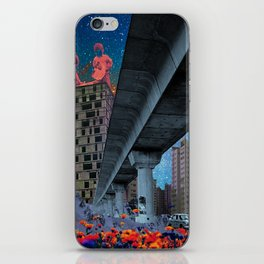 the built environment iPhone Skin