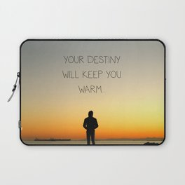 Try Not to Worry... Laptop Sleeve