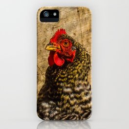 Chicken Time iPhone Case