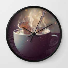 Haimish Wall Clock
