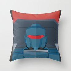 Pipes MTMTE Throw Pillow