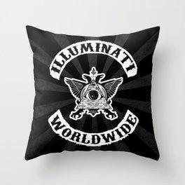 Sons Of Light Throw Pillow