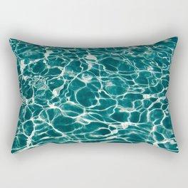 Bye, Summer Rectangular Pillow