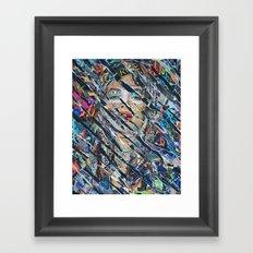 Enigma Framed Art Print