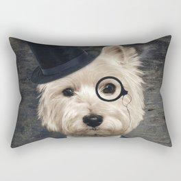 Sir Bunty Rectangular Pillow