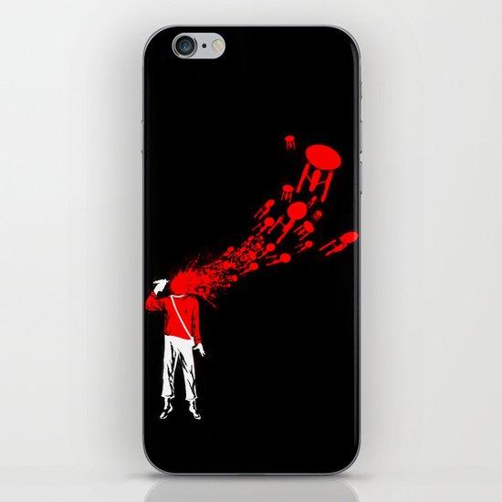 Trekkies in the Attic iPhone & iPod Skin