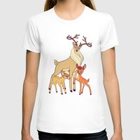 legolas T-shirts featuring Elven Deer by rdjpwns
